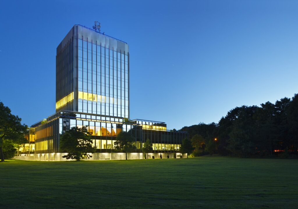 Modern Bank Building, Germany